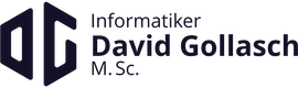 Informatiker David Gollasch, M.Sc.